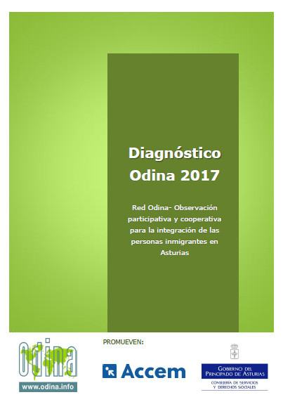 Diagnóstico Red ODINA 2017